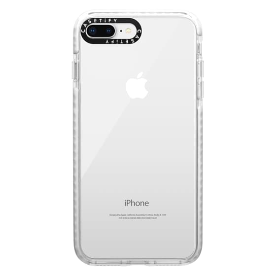 iPhone 8 Plus Cases - 透明iPhone手機殼/保護殼