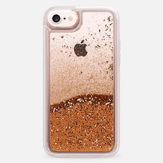 Casetify Say My Name - Glitter Case
