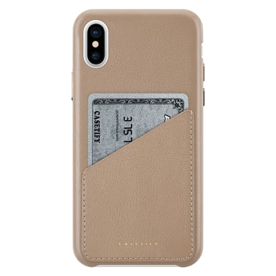 Leather Phone Case >> Leather Phone Case With Card Holder Casetify