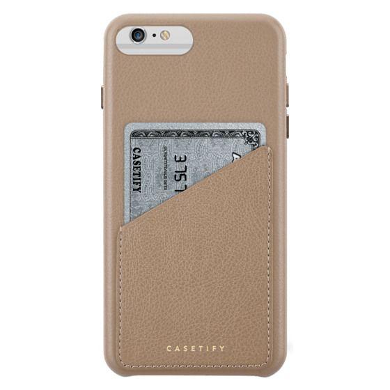 iPhone 6 Plus Cases - Premium Leather Case