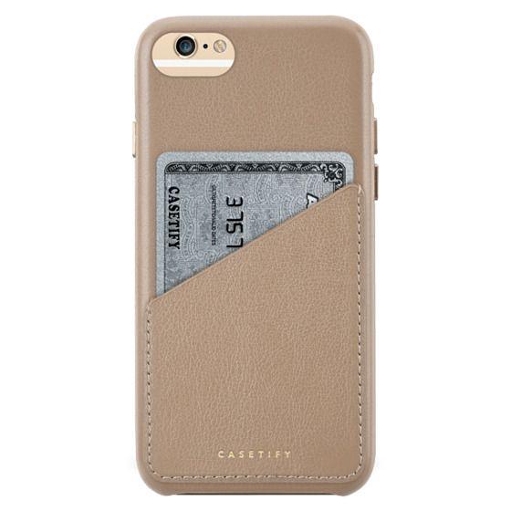iPhone 6 Cases - Premium Leather Case
