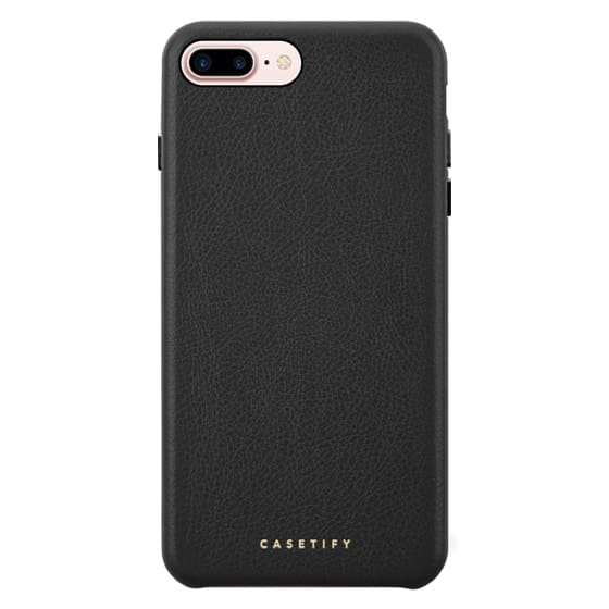 iPhone 7 Plus Cases - Premium Leather Case