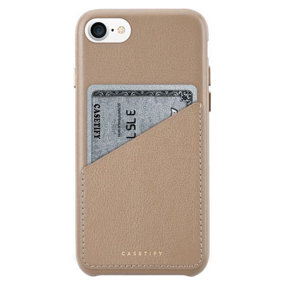 iPhone 7 Cases - Premium Leather Case