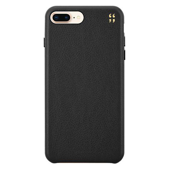 iPhone 8 Plus Cases - Premium Leather Case