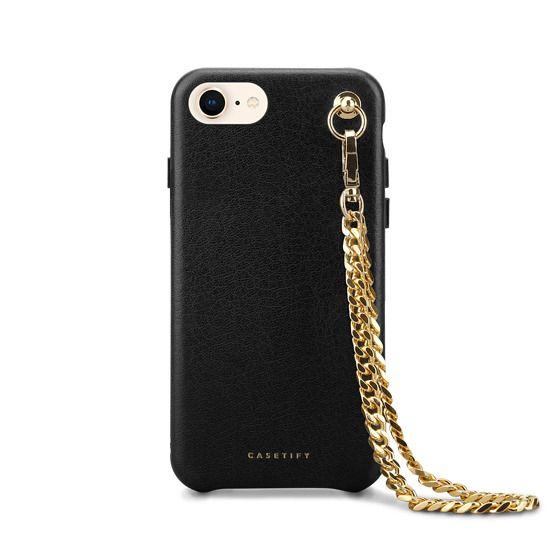 iPhone 8 Cases - Premium Leather Case