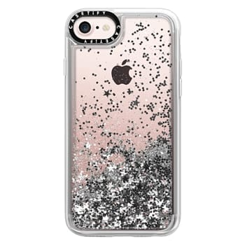 Glitter iPhone 7 Case Case - Clear iPhone Case 46024b79a2