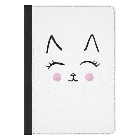 10.5-inch iPad Pro Covers - Cute Cat Face Watercolour for IPAD