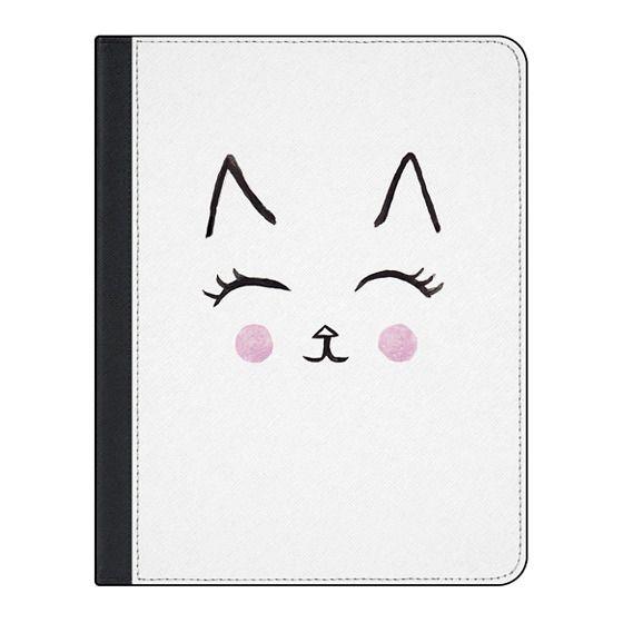 11-inch iPad Pro Covers - Cute Cat Face Watercolour for IPAD