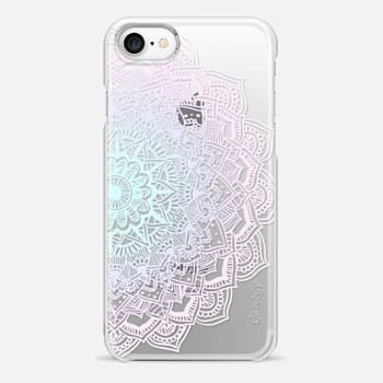 iPhone 7 Case Pastel Lace Mandala