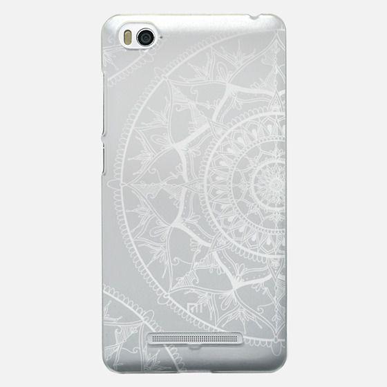White Circle Mandala 1#