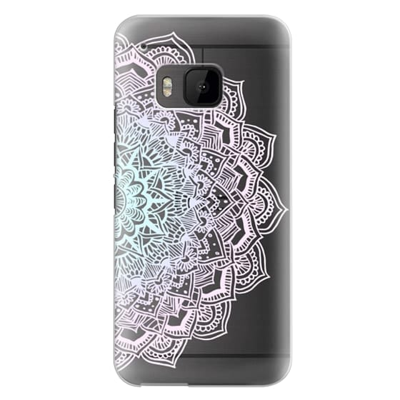 Htc One M9 Cases - Pastel Lace Mandala