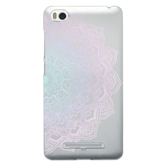 Xiaomi 4i Cases - Pastel Lace Mandala