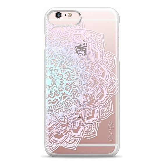 iPhone 6s Plus Cases - Pastel Lace Mandala