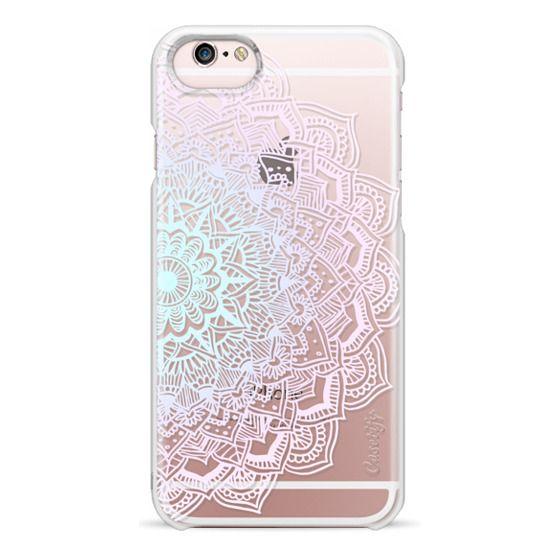 iPhone 6s Cases - Pastel Lace Mandala