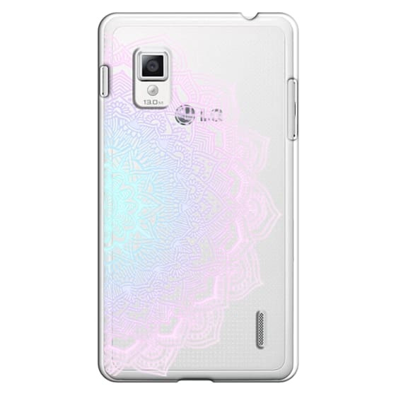 Optimus G Cases - Pastel Lace Mandala