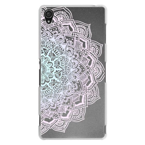 Sony Z3 Cases - Pastel Lace Mandala