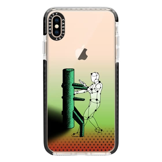 iPhone XS Max Cases - KUNG FU