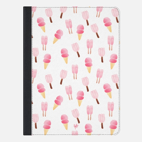 Iced Treats iPad Case by Wonder Forest