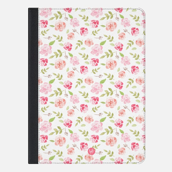 Bed of Roses iPad Case by Wonder Forest