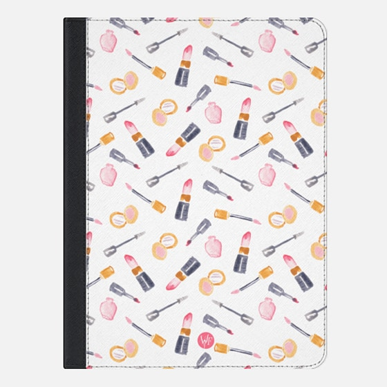 Mad For Makeup iPad Case by Wonder Forest