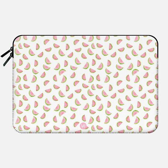 Wonder Forest Watermelons Macbook Case - Macbook Sleeve