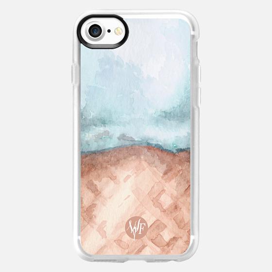Ice Cream Everywhere - Blueberry by Wonder Forest - Wallet Case