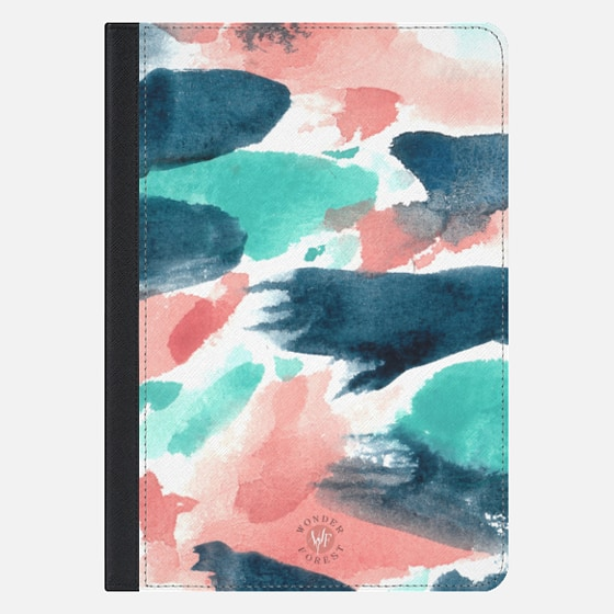 Different Strokes iPad Case by Wonder Forest