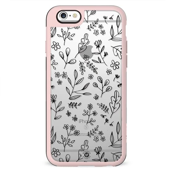 Spring Sketches Case by Wonder Forest