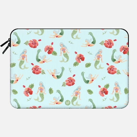Mystical Mermaids by Wonder Forest MacBook Case -
