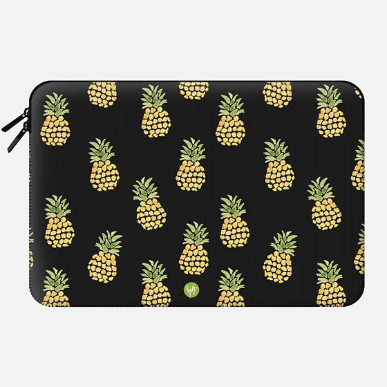 Wonder Forest Pineapple Express  MacBook Case -