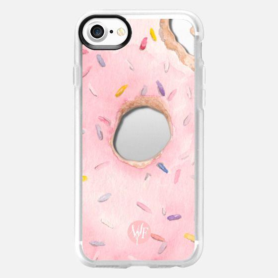 Donut Eat It Case by Wonder Forest - Classic Grip Case