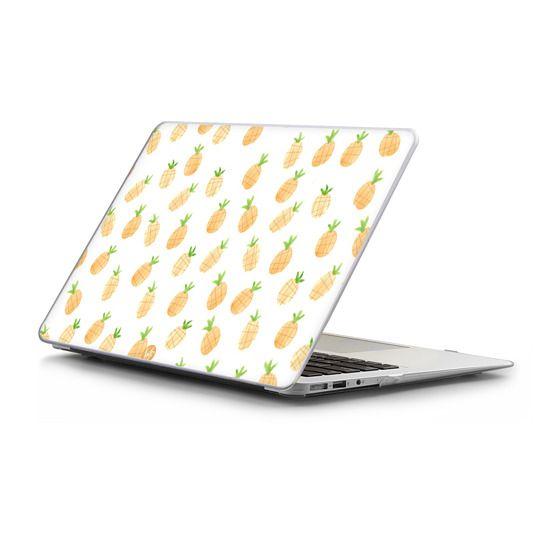 brand new 7f39f e5113 Macbook Snap MacBook Air 11-inch Case - Wonder Forest Pineapples Macbook  Case