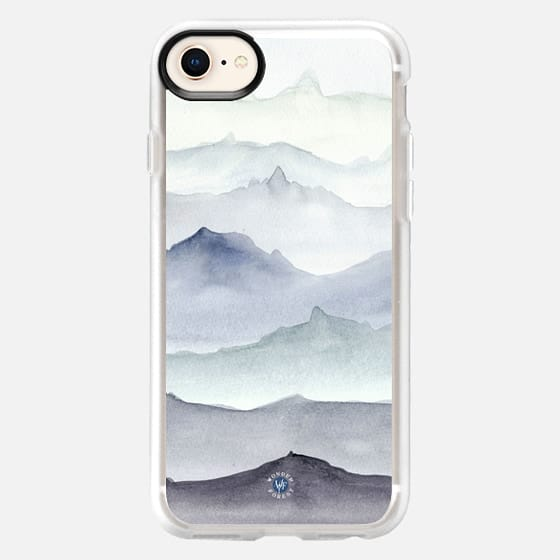 Mountain Mist Case by Wonder Forest - Snap Case