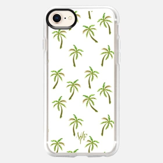 Palm Trees Case by Wonder Forest - Snap Case