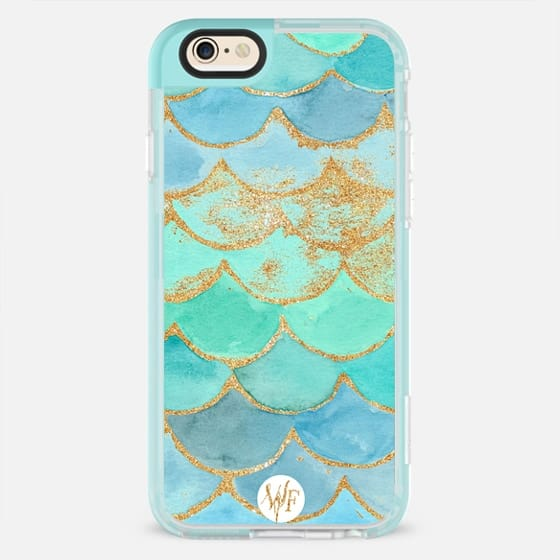 Magical Mermaid Scales by Wonder Forest -