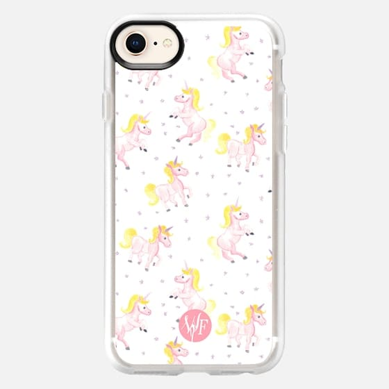 Magical Unicorns Case by Wonder Forest - Snap Case
