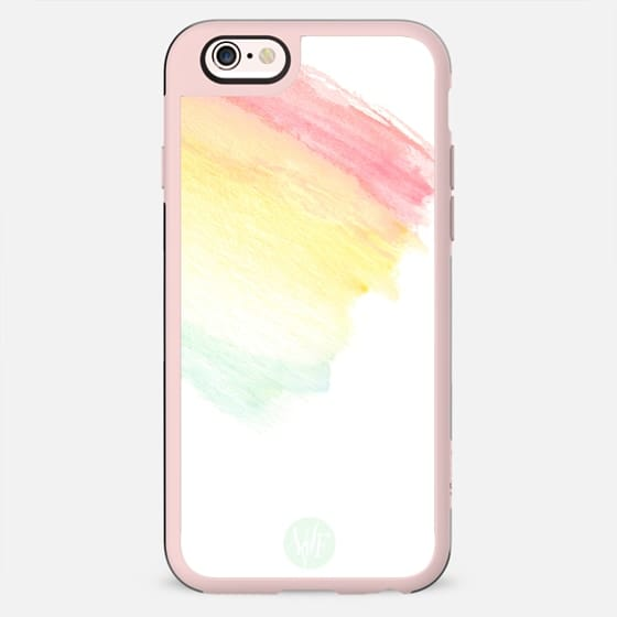 Painted Rainbow Case by Wonder Forest - New Standard Case