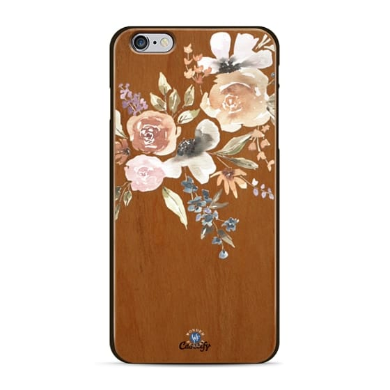 Feeling Floral Case by Wonder Forest