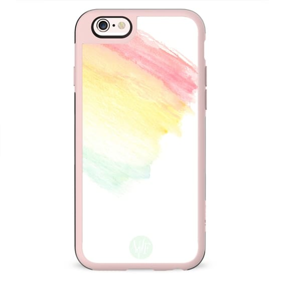 Painted Rainbow Case by Wonder Forest