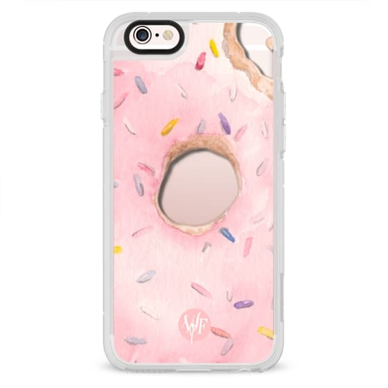 iPhone 6s Cases - Donut Eat It Case by Wonder Forest