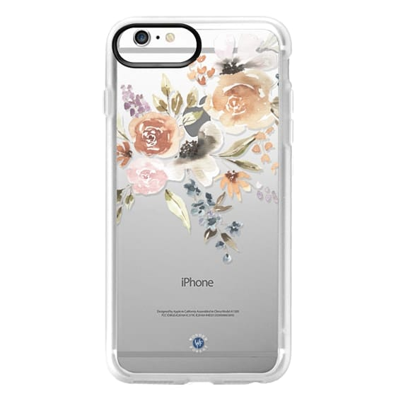 iPhone 6 Plus Cases - Feeling Floral Case by Wonder Forest