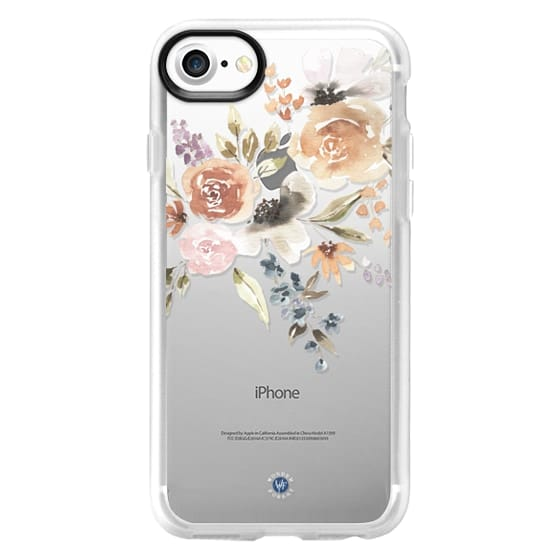 iPhone 7 Cases - Feeling Floral Case by Wonder Forest