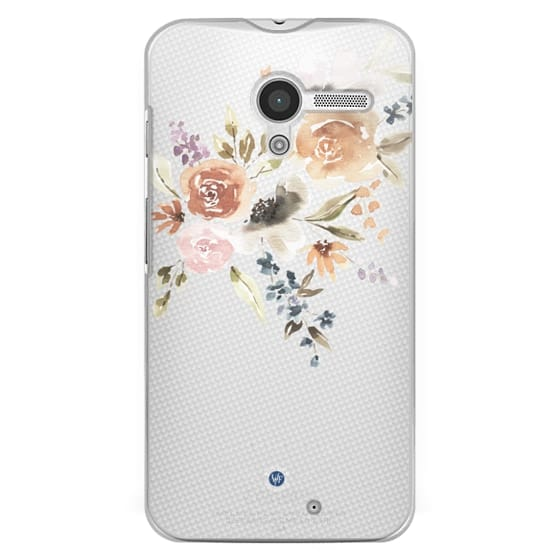Moto X Cases - Feeling Floral Case by Wonder Forest