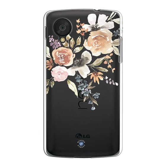 Nexus 5 Cases - Feeling Floral Case by Wonder Forest