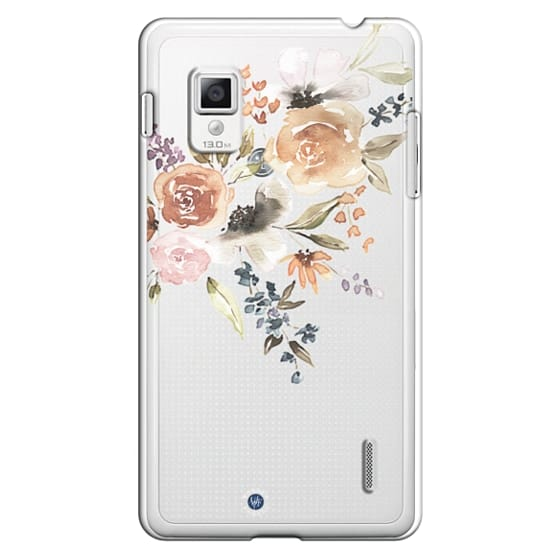 Optimus G Cases - Feeling Floral Case by Wonder Forest