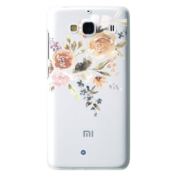 Redmi 2 Cases - Feeling Floral Case by Wonder Forest