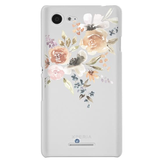 Sony E3 Cases - Feeling Floral Case by Wonder Forest