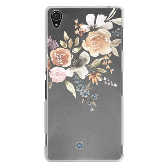 Sony Z3 Cases - Feeling Floral Case by Wonder Forest