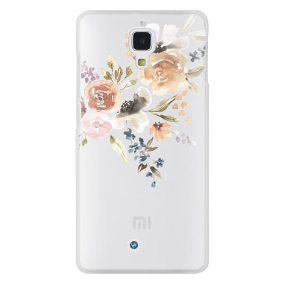 Xiaomi 4 Cases - Feeling Floral Case by Wonder Forest