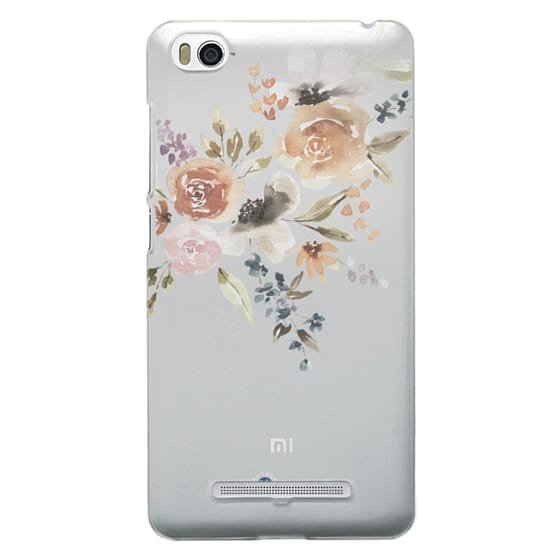 Xiaomi 4i Cases - Feeling Floral Case by Wonder Forest